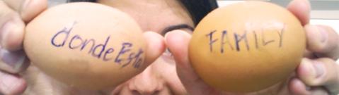 Eggs dondeEsta Family