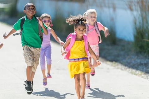 Elementary Students - dondeEsta Elementary School - dondeEsta Family app